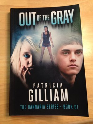 Out of the Gray by Patricia Gilliam Old Cover